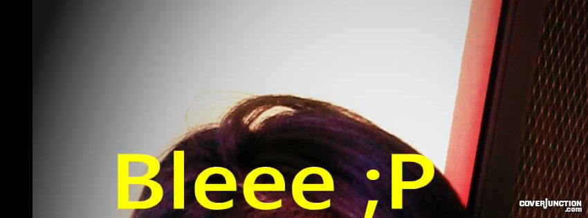bleee facebook cover