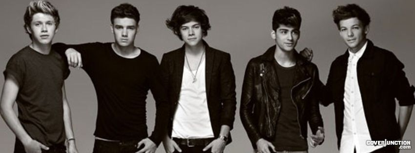 One Direction Are Mine :)  Facebook Cover