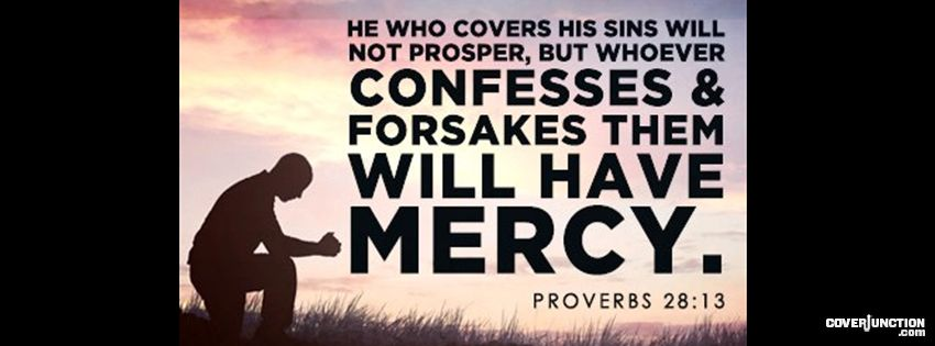 proverbs Facebook Cover