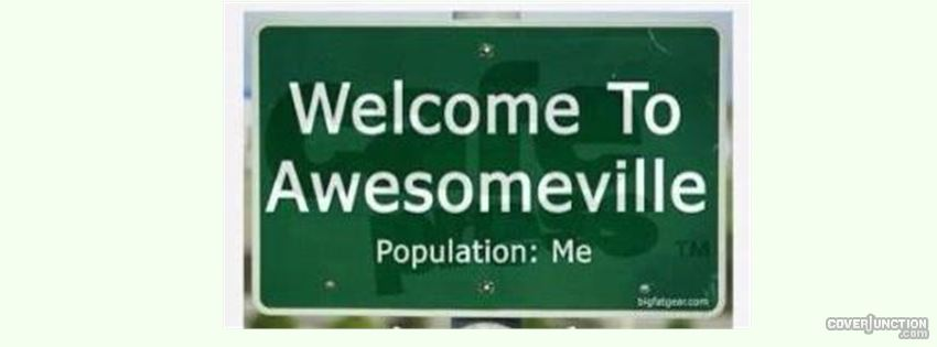 Awesomeville Facebook Cover
