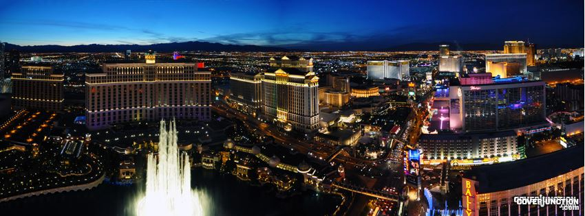 Vegas Facebook Cover