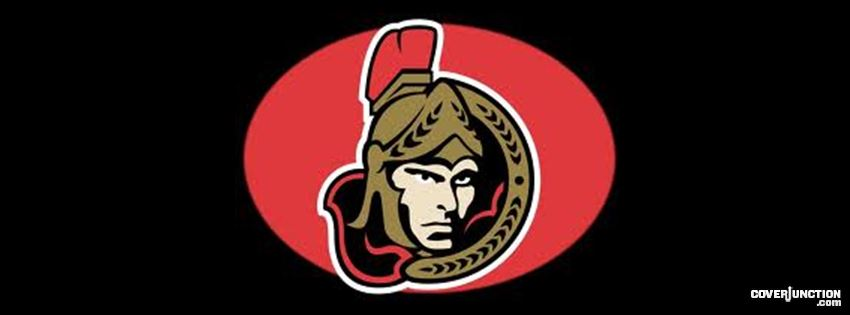 Ottawa Senators Facebook Cover