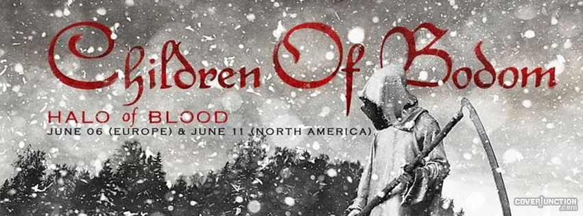 children of bodom facebook cover