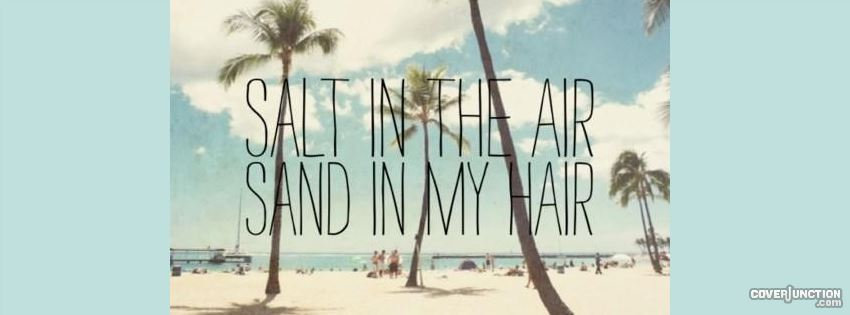 salty air Facebook Cover