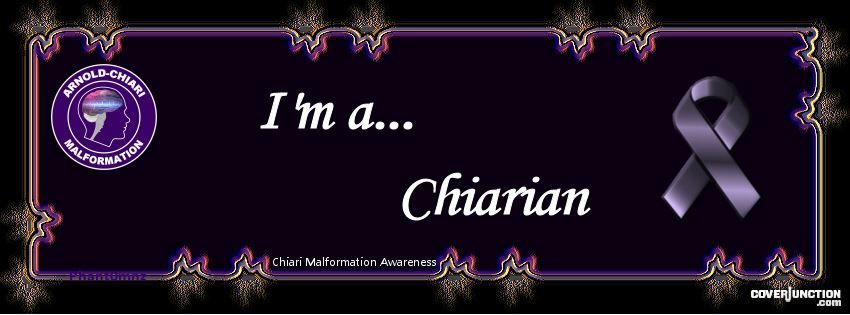 Chiari Malformation - Chiarian facebook cover