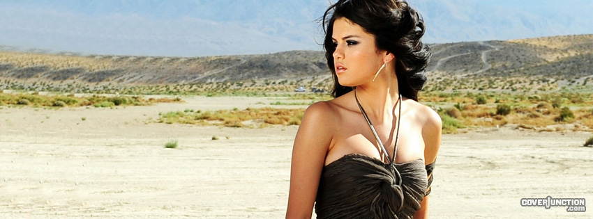 Selena Gomez Facebook Cover - CoverJunction