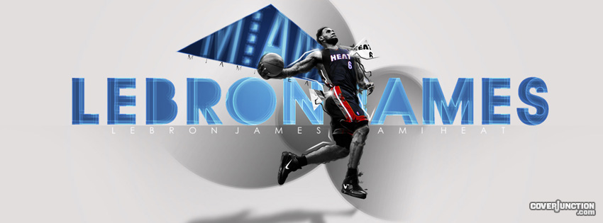 LeBron James Facebook Cover