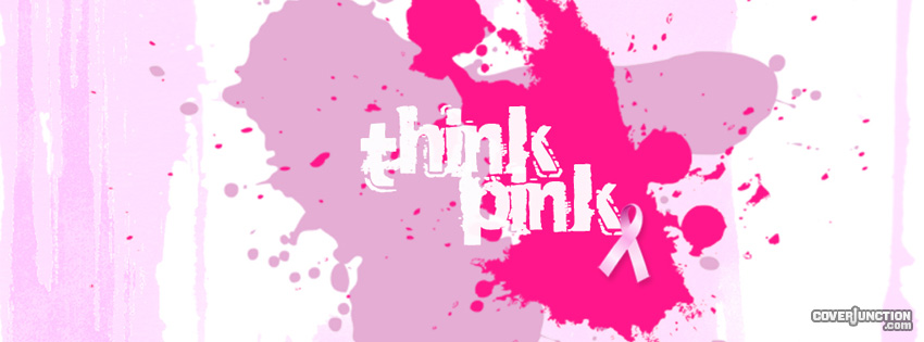 Think Pink facebook cover