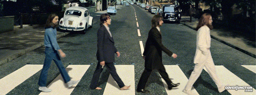 The Beatles Facebook Cover - CoverJunction