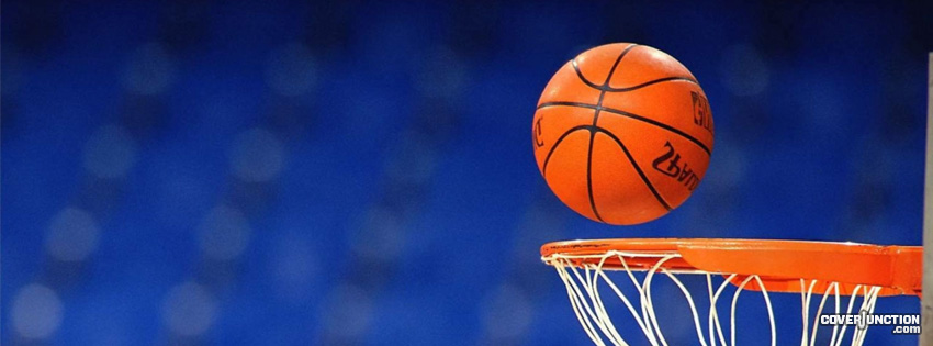 Basketball Facebook Cover - CoverJunction
