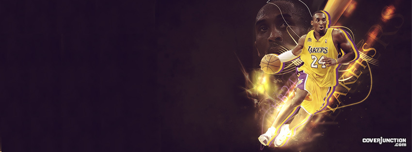 Los Angeles Lakers Facebook Cover