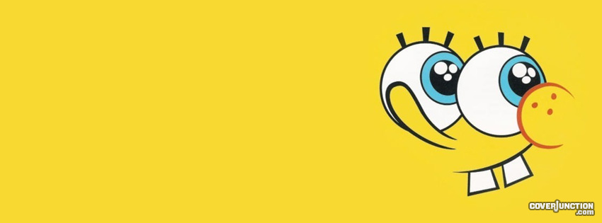 Spongebob Squarepants Facebook Cover - CoverJunction