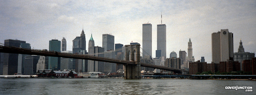 New York Facebook Cover - CoverJunction