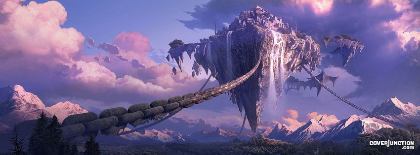 Chained Island Facebook Cover