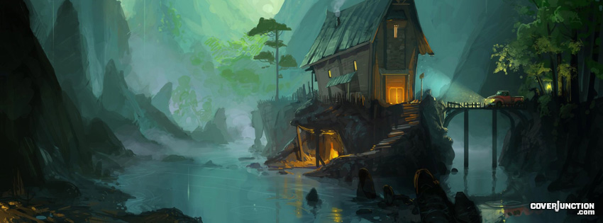 Hidden Cottage Facebook Cover