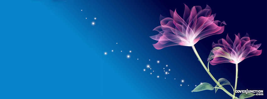 Night Float Facebook Cover - CoverJunction