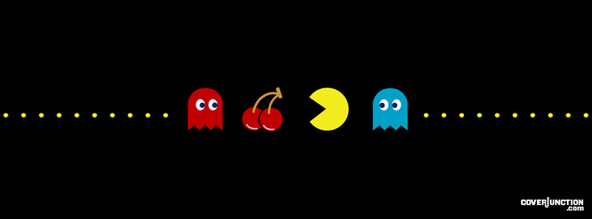 Pacman facebook cover