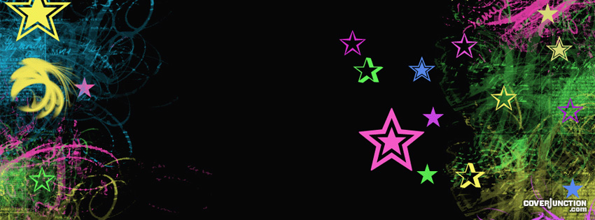 Star Divide Facebook Cover - CoverJunction