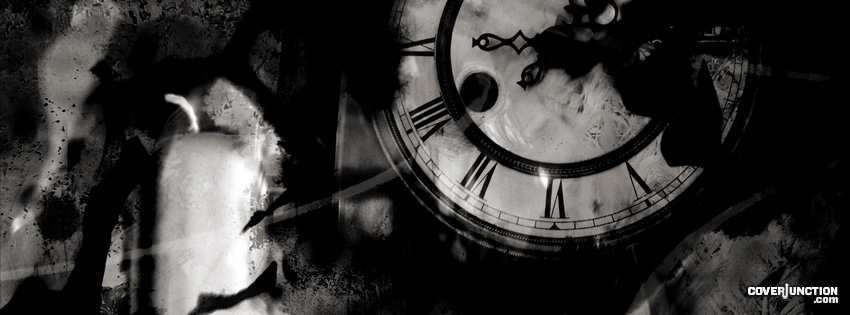 Time Illusion Facebook Cover - CoverJunction