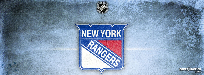 New York Rangers Facebook Cover - CoverJunction