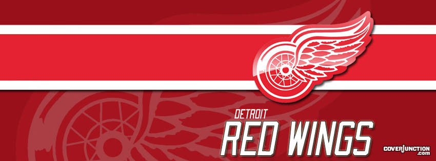 Detroit Red Wings facebook cover