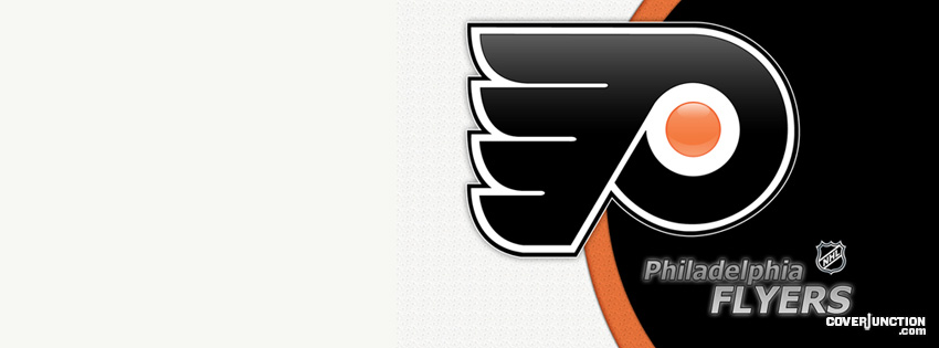 Philadelphia Flyers Facebook Cover - CoverJunction