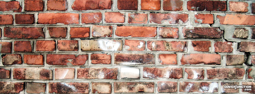 Bricks Facebook Cover - CoverJunction