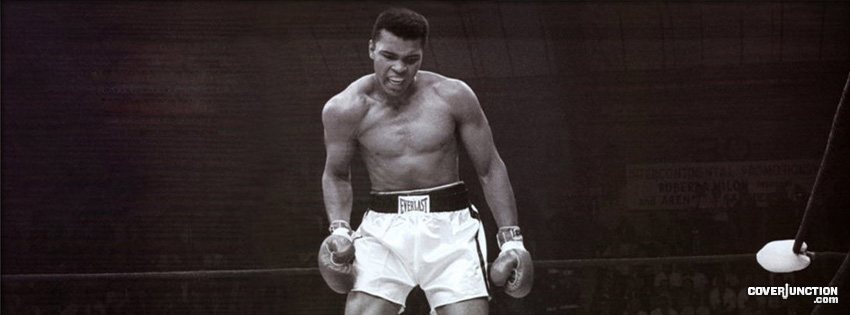 Muhammad Ali facebook cover