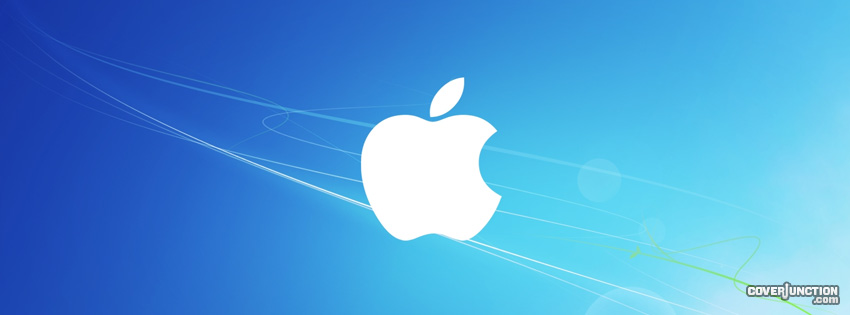Apple Facebook Cover - CoverJunction