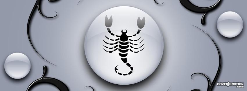 Scorpio facebook cover