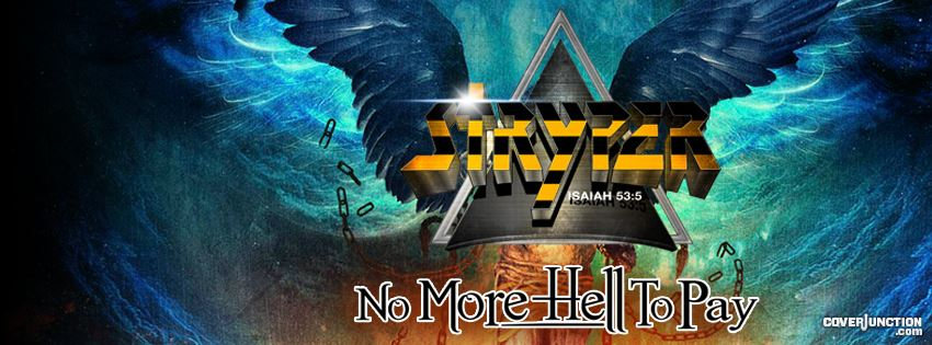 Stryper - 'No More Hell To Pay' 1 facebook cover