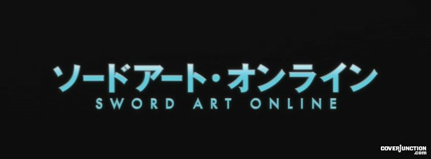 Sword Art Online Facebook Cover