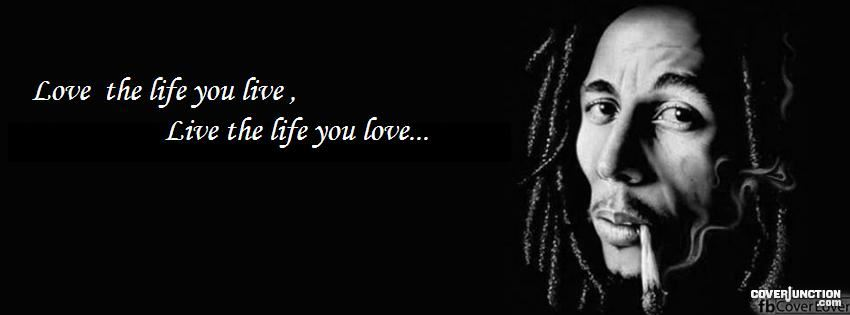 bob marley quotes facebook covers - photo #17