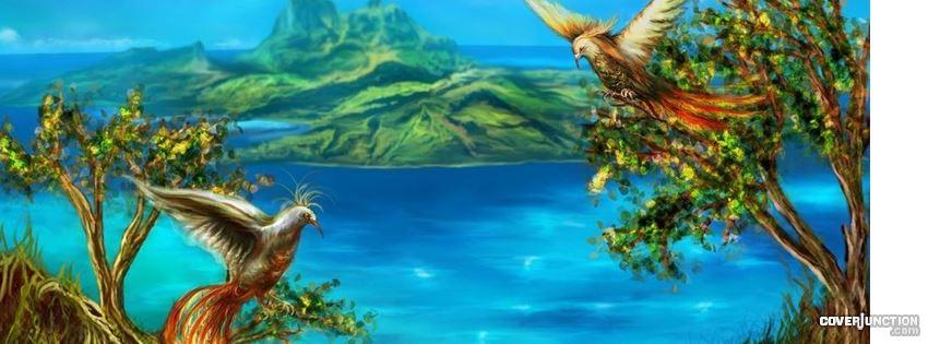 fantasy art facebook cover