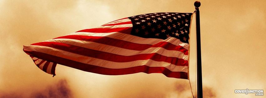 Happy Independence Day facebook cover