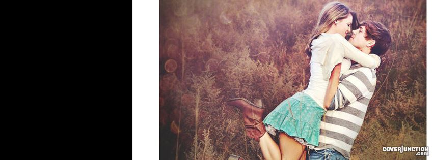 Love is  facebook cover
