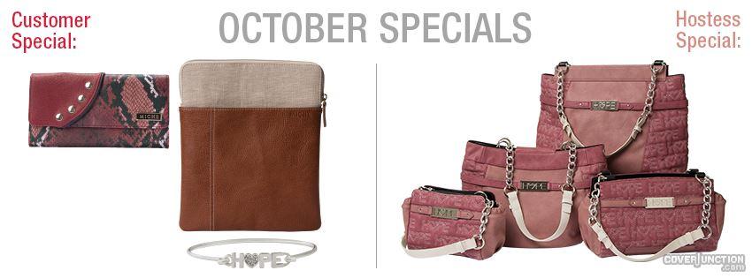October Specials facebook cover