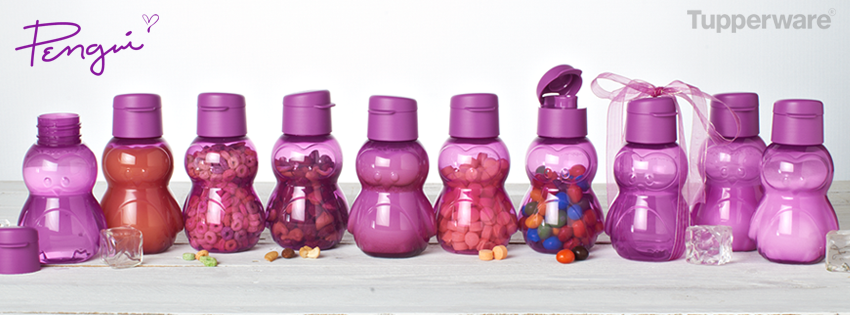 Pengui Bottles Facebook Cover