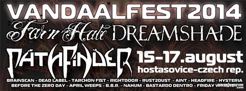 VanDaalFest Open Air facebook cover
