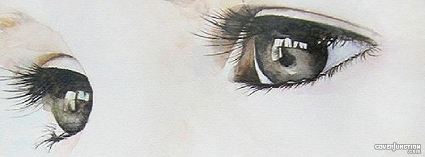 eyes facebook cover