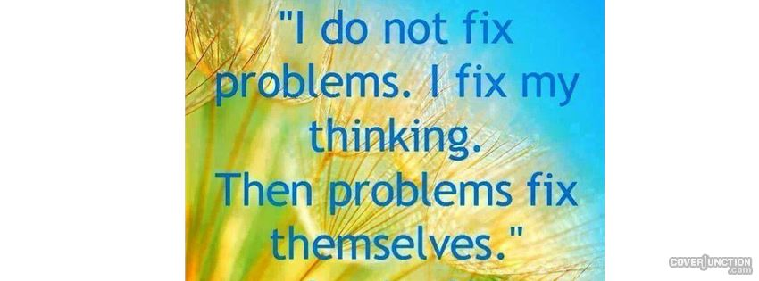 Louise Hay Quote  facebook cover