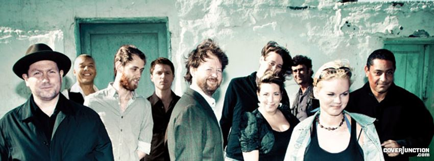 Salsa Celtica - Celtic Latino Music facebook cover