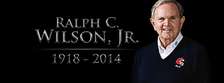 Ralph C. Wilson, Jr.  facebook cover