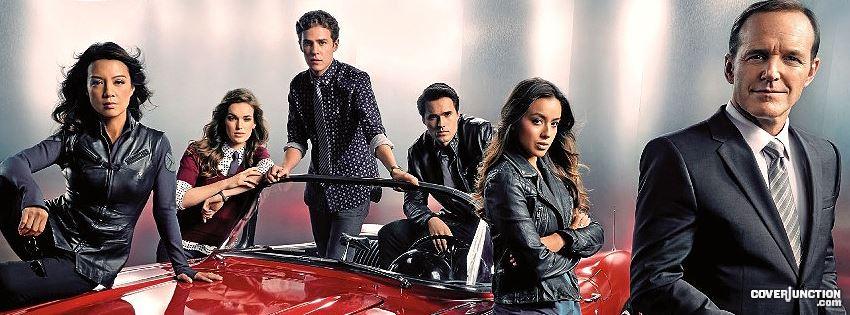 Agents of S.H.I.E.L.D.  facebook cover