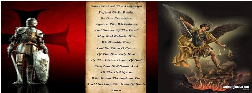 St. Michael facebook cover